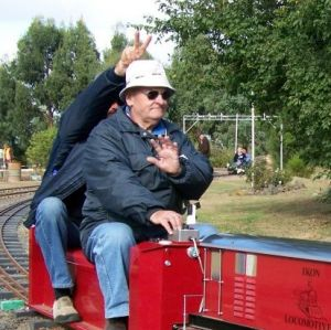 Bulla Hill Railway - Hervey Bay Accommodation