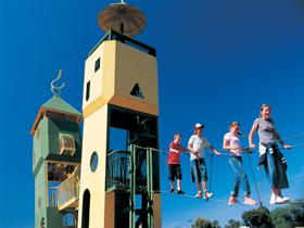 Monash Adventure Park - Hervey Bay Accommodation
