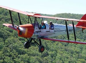 Tigermoth Joy Rides - Hervey Bay Accommodation