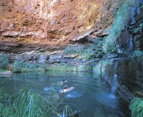 Dales Gorge and Circular Pool - Hervey Bay Accommodation