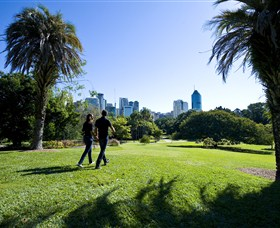 City Botanic Gardens - Hervey Bay Accommodation