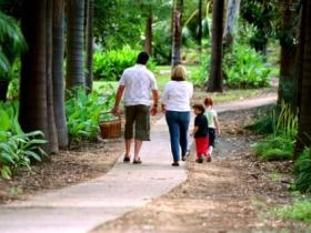 Emerald Botanic Gardens - Hervey Bay Accommodation
