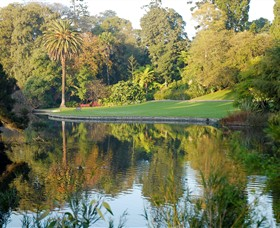 Royal Botanic Gardens Melbourne - Hervey Bay Accommodation