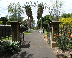 Friends of Geelong Botanic Gardens - Hervey Bay Accommodation