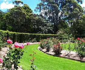 Wollongong Botanic Garden - Hervey Bay Accommodation