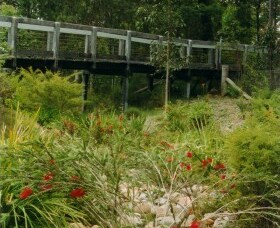 Eurobodalla Botanic Gardens - Hervey Bay Accommodation